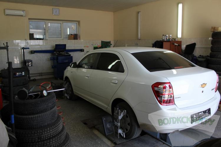 Где в Волжском качественно обслуживают авто?