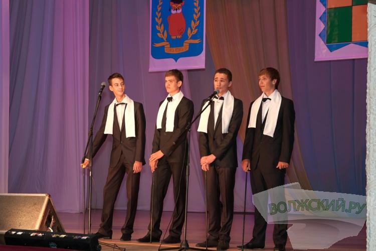 Гимназии города Волжского – 20 лет!