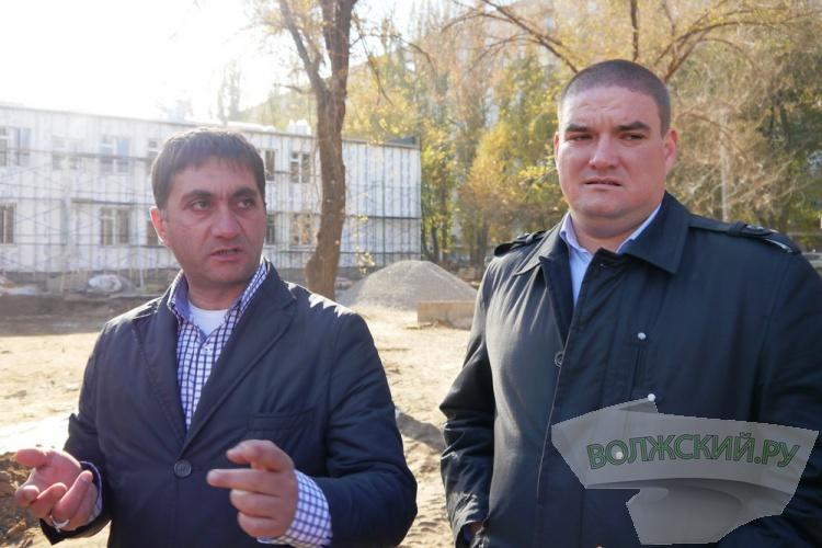 К Новому году в Волжском будут полностью реконструированы 4 детсада