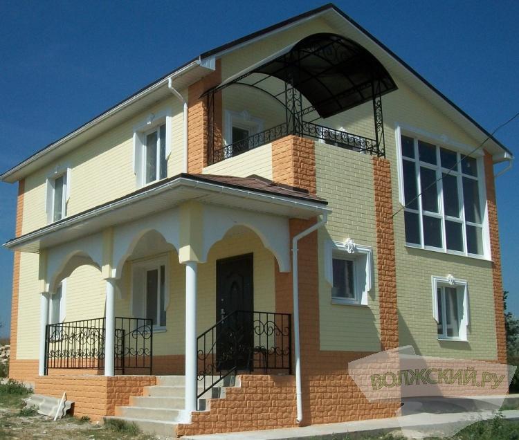 Качественная отделка фасада и утепление стен дома одновременно и недорого - теперь это возможно! Полифасад - современные технологии отделки зданий