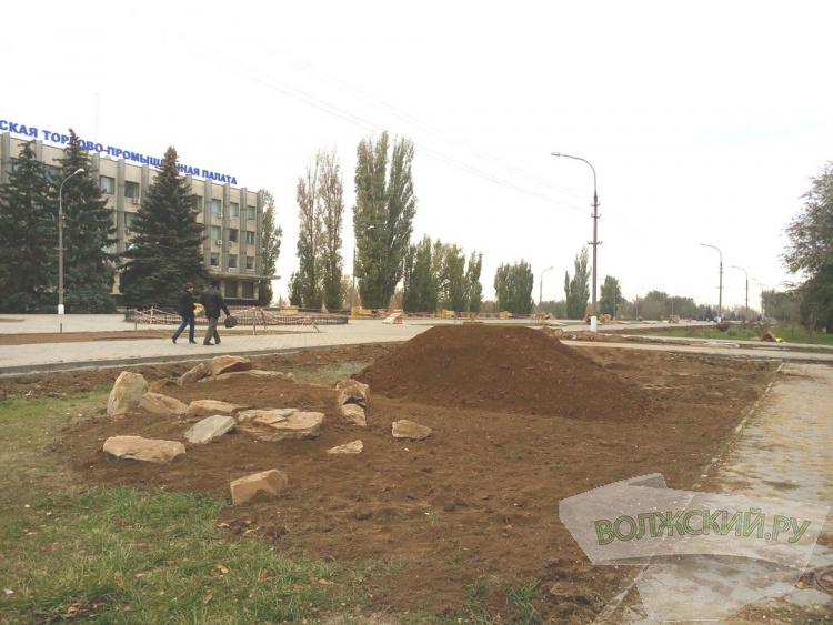 Как в площадь Ленина вкладывают 15 миллионов?