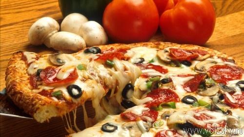«Колизей» - пицца счастья