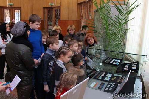 Краеведческий музей открыл олимпийскую выставку