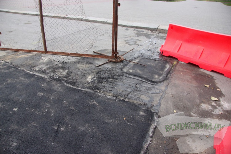 Кто ремонтирует проспект Ленина на «тяп-ляп»?