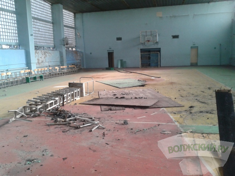 Кто виноват в разрушении спортклуба «Волга»?