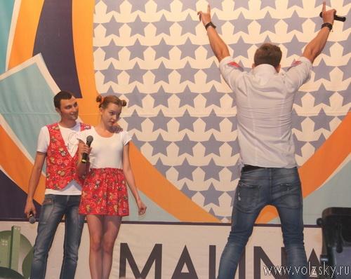 Марина Афанасьева взяла кубок мэра