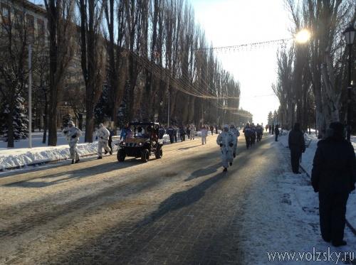 Маршрут эстафеты Олимпийского огня в Волгограде станет рекордным