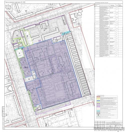 На месте «воронинского» завода в Волжском построят новый микрорайон