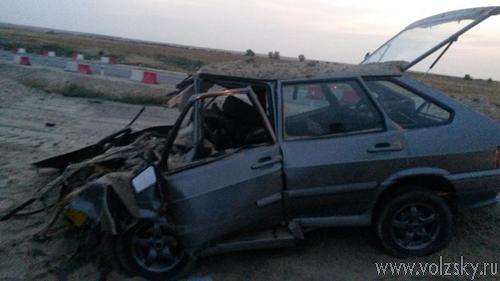 На московской трассе в результате ДТП скончались двое