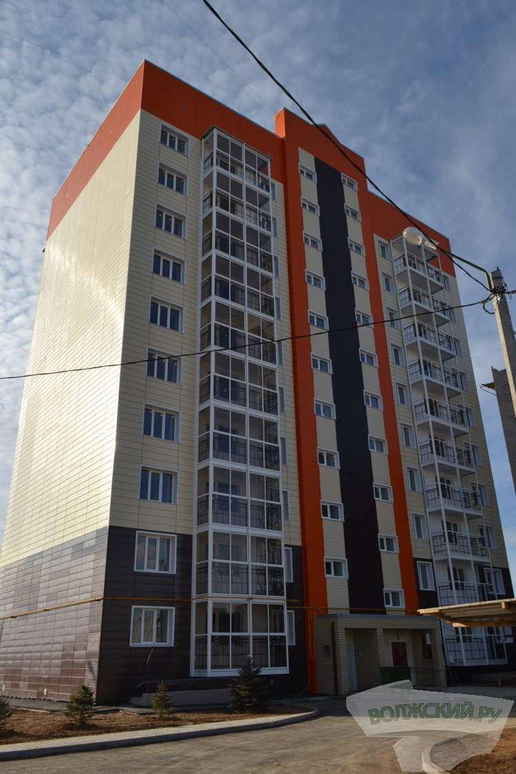 Новый 10-этажный дом в 38 микрорайоне будет сдан в I квартале 2015 года