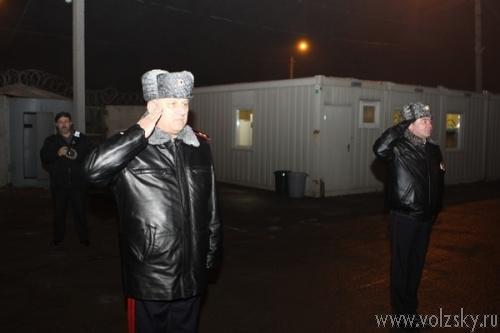 Охранять въезд в Волгоград будет специальный отряд