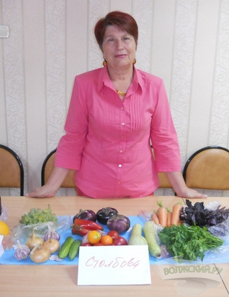 В Волжском прошёл праздник урожая