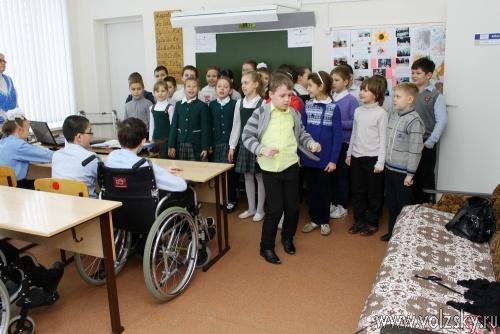 Поделки юных волжан-инвалидов представили на выставке