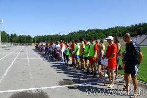 Полицейские из Волжского выиграли областную Спартакиаду