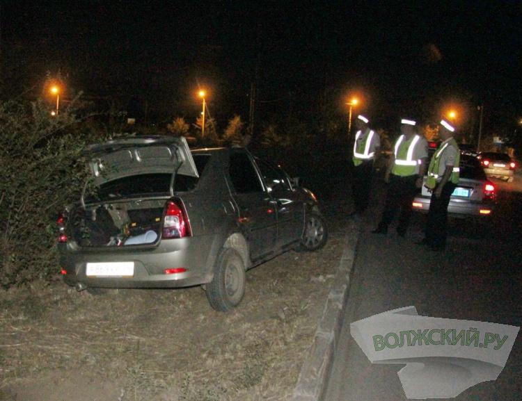 На дорогах города стало на 6 пьяных водителей меньше