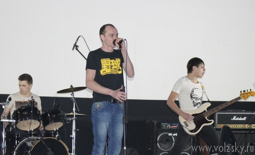 Рок-фестиваль в Волжском. Фоторепортаж