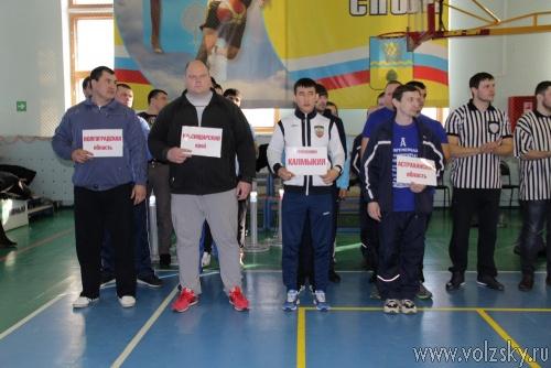 Рукоборцы Волгоградской области стали чемпионами ЮФО