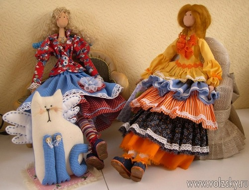«Русинка» приглашает на выставку декоративно-прикладного и изобразительного искусства