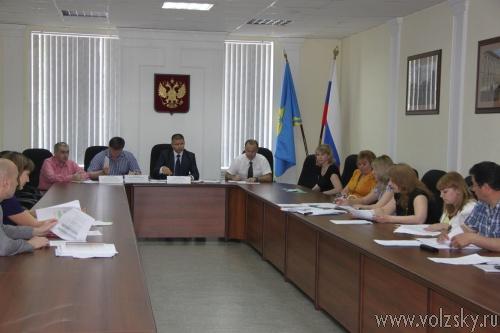 Сорванное заседание депутатской комиссии всё-таки состоялось