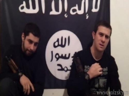 Террористы, взорвавшие  Волгоград, объявились в сети