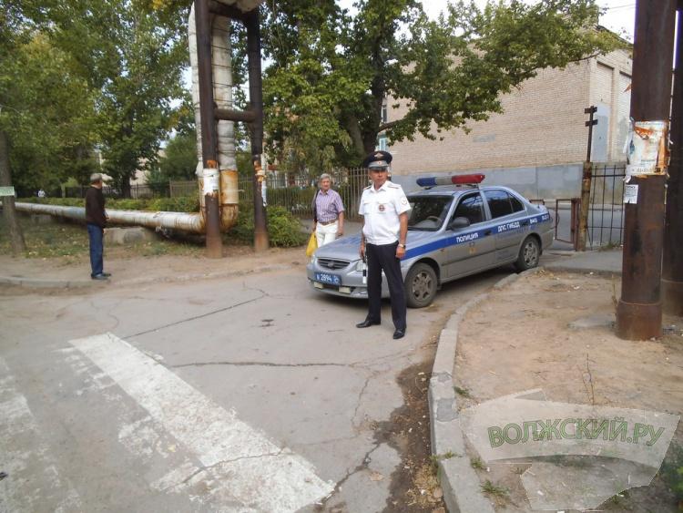 В городе провели профилактическую акцию по использованию ремней безопасности  для несовершеннолетних