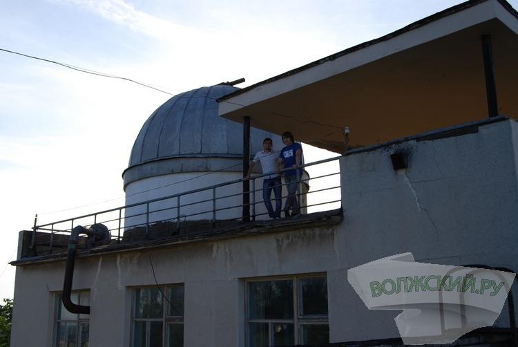 В новом году в Волжском откроют планетарий