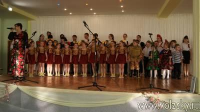 В «Русинке» состоялся праздничный концерт «Помнит мир спасенный»