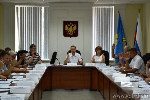 В Устав Волжского внесут серьезные политические правки