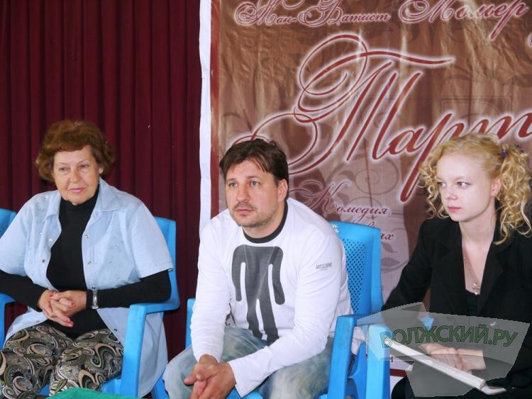 В «ВДТ» состоится премьера спектакля московского режиссера Александра Гришина
