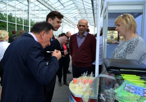 В Волгограде и Волгоградской области отметили значительный рост качества выпускаемой продукции