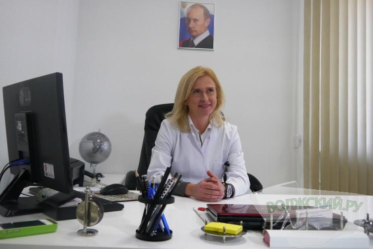 В Волжский прибывают высококлассные врачи