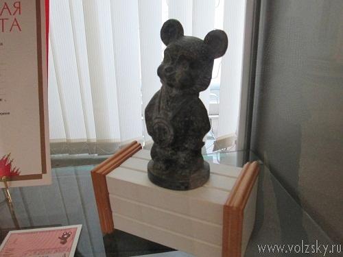 В Волжском историко-краеведческом музее откроется выставка, посвящённая Олимпийским играм