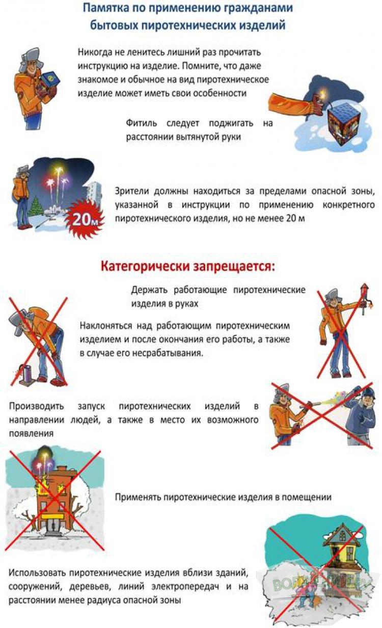 В Волжском проходит профилактическая операция Новый год (Ёлка)