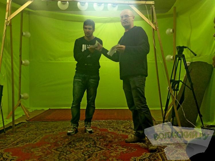 В Волжском работает своя киностудия