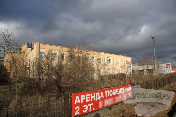 В Волжском  расширяется очередной офисный центр