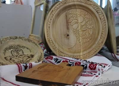 В Волжском состоялся конкурс «Народные художественные ремесла и промыслы» в рамках фестиваля «Дельфийские надежды»