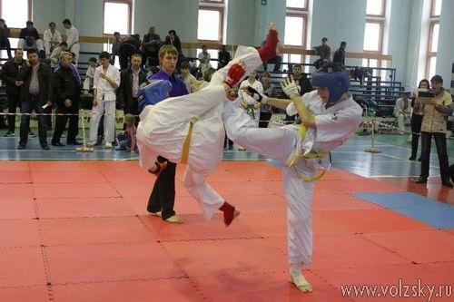 В Волжском состоялся областной турнир по каратэ-киокушинкай