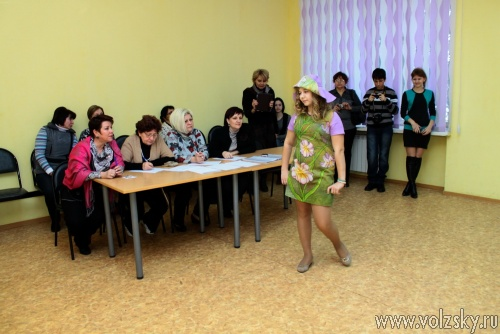 В Волжском выбрали лучшего юного дизайнера одежды