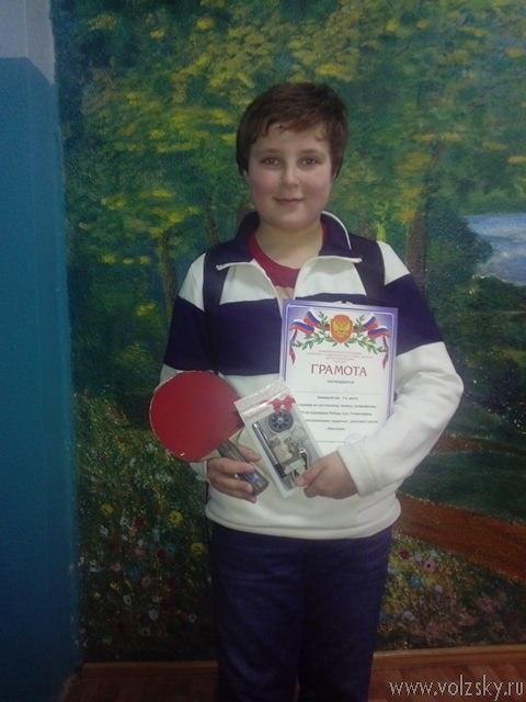 В Волжском выбрали лучших теннисистов-любителей
