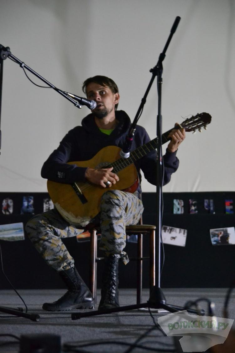 В «Юности» прошел первый сезонный музыкальный концерт