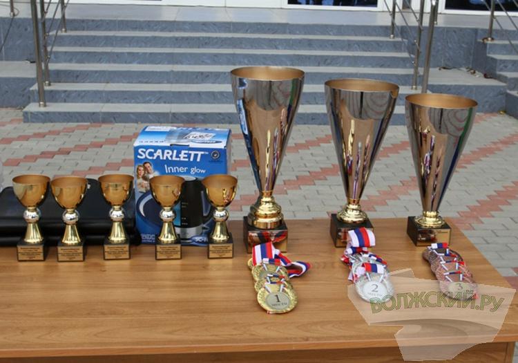 Волгоградские инспекторы ГИМС заняли 3-е место на межрегиональных соревнованиях