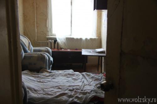 Волжан переселили из «трёшки» в общежитие за неуплату «коммуналки»