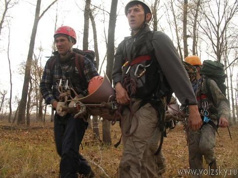 Волжане примут участие в чемпионате по поисково-спасательным работам