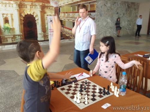 Волжане стали победителями первого российского чемпионата по шахматам