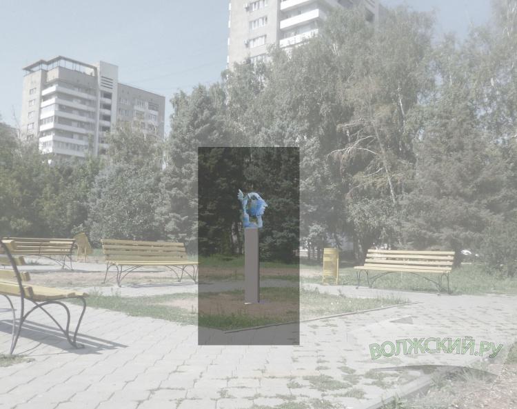 Волжане выбирают скульптуру для площади Ленина. Опрос