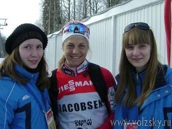 Волжанка стала одной из 25 тысяч волонтёров на Олимпийских играх в Сочи