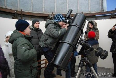 Волжская обсерватория: 47 лет спустя
