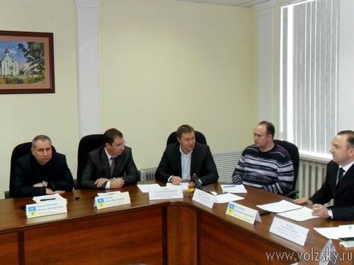 Волжские депутаты обсудили с коммунальщиками вопрос начисления ОДН
