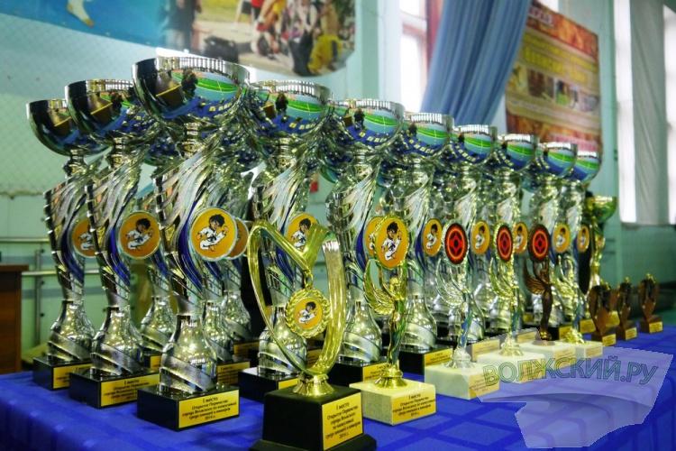 Волжские ребята завоевали первенство в соревнованиях по каратэ-киокусинкай