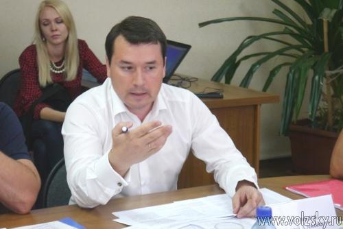 Волжских предпринимателей обсудили за круглым столом